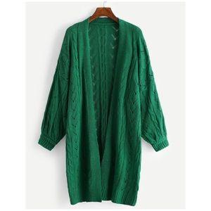 💚 Beautiful Green Sweater 💚